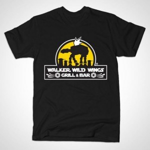 WALKER WILD WINGS