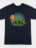 AFRAID OF YOUR OWN SHADOW T-Shirt