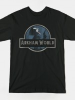 ARKHAM WORLD T-Shirt