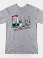 EMPLOYMENT OFFICE NES T-Shirt