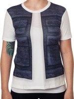 Han Solo Tunic T-Shirt
