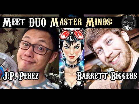 JP Perez and Barret Biggers