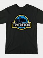 Jurassic Blue Power T-Shirt