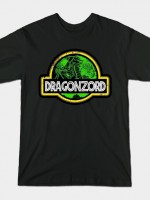 Jurassic Green Power T-Shirt