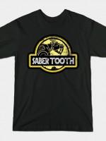 Jurassic Yellow Power T-Shirt