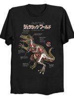 Jurassic Anatomy T-Shirt