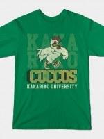 KAKARIKO UNIVERSITY T-Shirt
