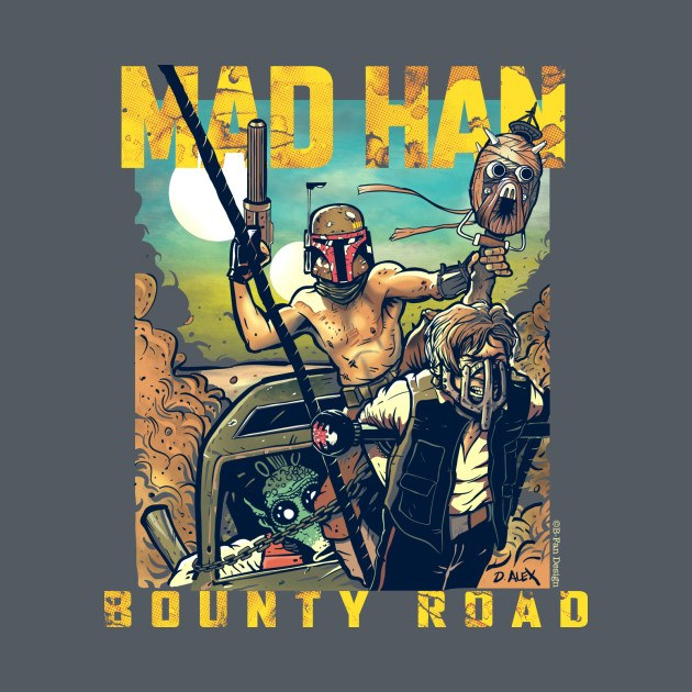 MAD HAN BOUNTY ROAD