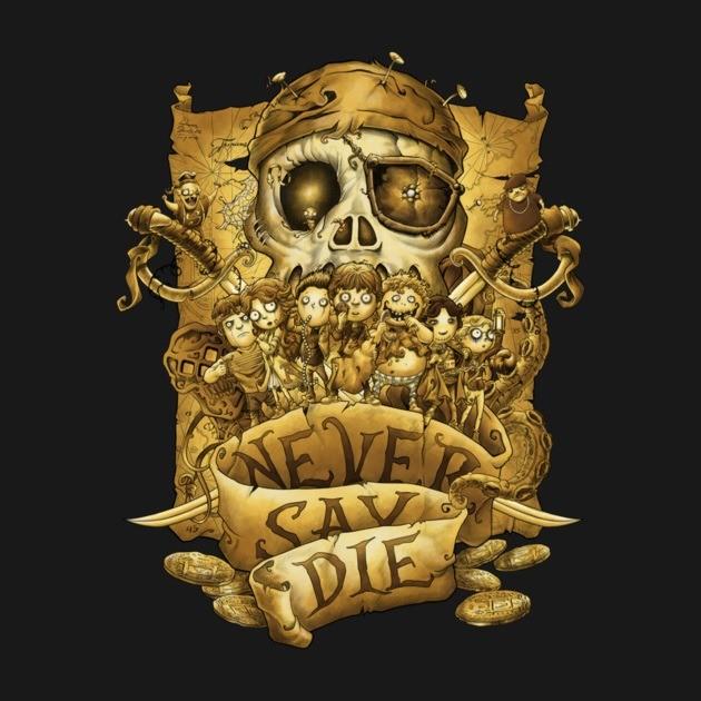 NEVERSAY DIE