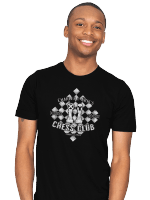 Pawns Go First T-Shirt