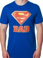 Superman Dad T-Shirt