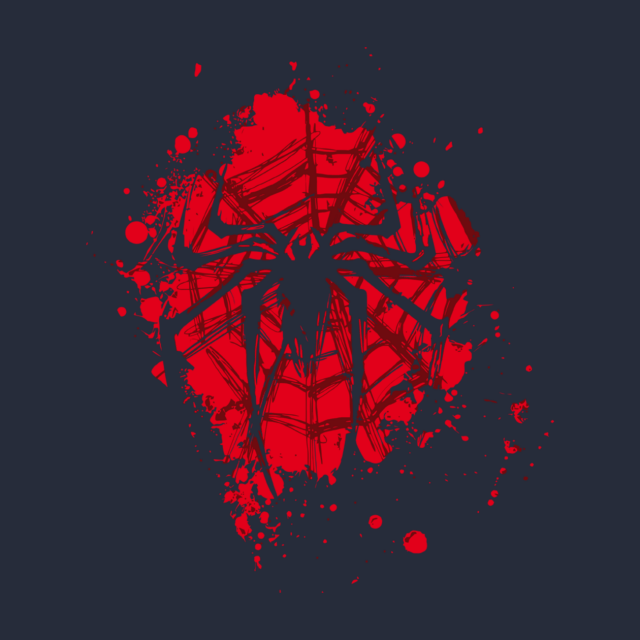 THE SPIDER (RED INK VERSION)