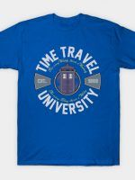 Time Travel University T-Shirt