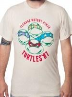 Turtles 87 T-Shirt