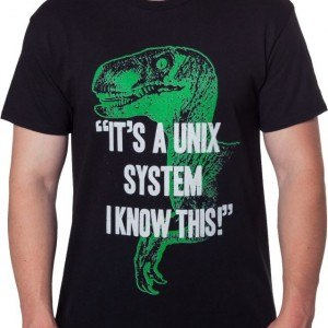 Unix System Jurassic Park