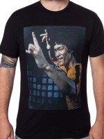 Yeeaaah Bruce Lee T-Shirt