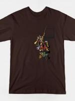 ADVENTURES IN SIDEKICK-SITTING T-Shirt