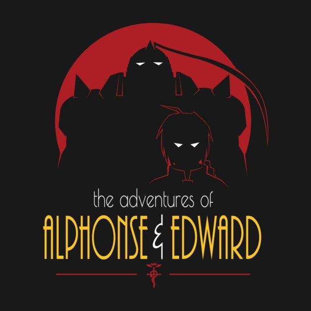 ADVENTURES OF ALPHONSE & EDWARD