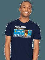 Angel Grove Forecast T-Shirt