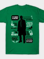 CAS QUOTES T-Shirt