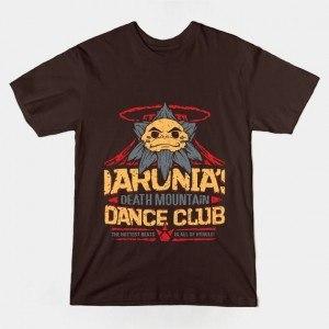 DARUNIA'S DEATH MOUNTAIN DANCE CLUB
