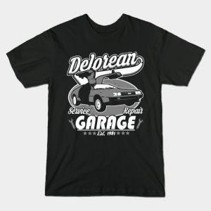 DELOREAN GARAGE