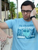DJ Enzyme T-Shirt
