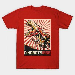 Dinobot Propaganda T-Shirt