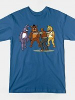 FIVE NIGHTS AT JURASSIC WORLD T-Shirt