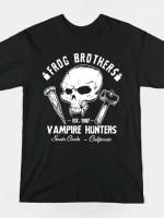FROG BROTHERS VAMPIRE HUNTERS T-Shirt