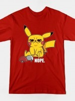 GRUMPIKACHU T-Shirt