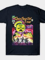 Ghostbustin Four #49 T-Shirt