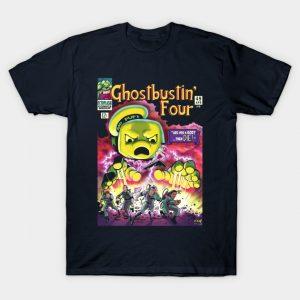 Ghostbustin' Four #49 T-Shirt
