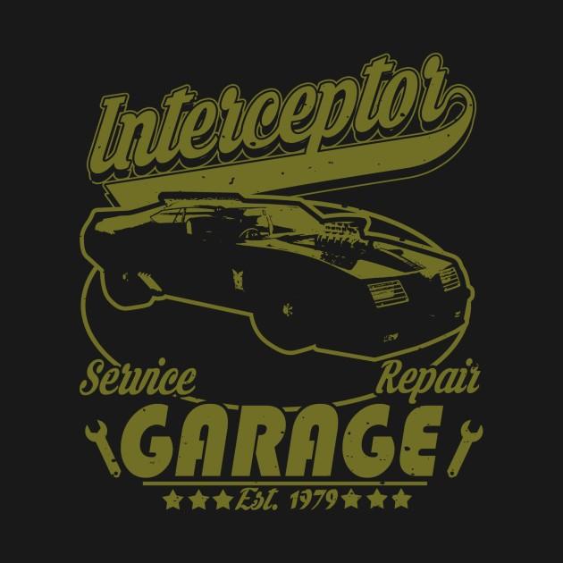 INTERCEPTOR GARAGE