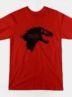 JURASSIC IS COMING T-Shirt