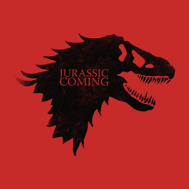JURASSIC IS COMING