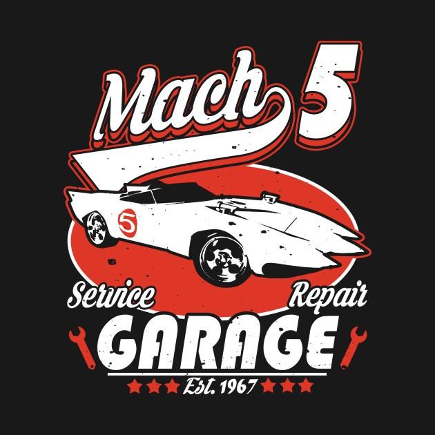 MACH 5 GARAGE