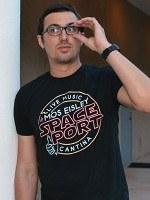 Mos Eisley Space Port T-Shirt