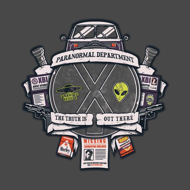 Paranormal Files