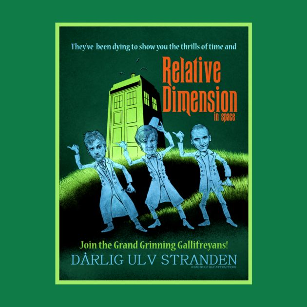 RELATIVE DIMENSION