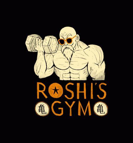 Roshi's Gym