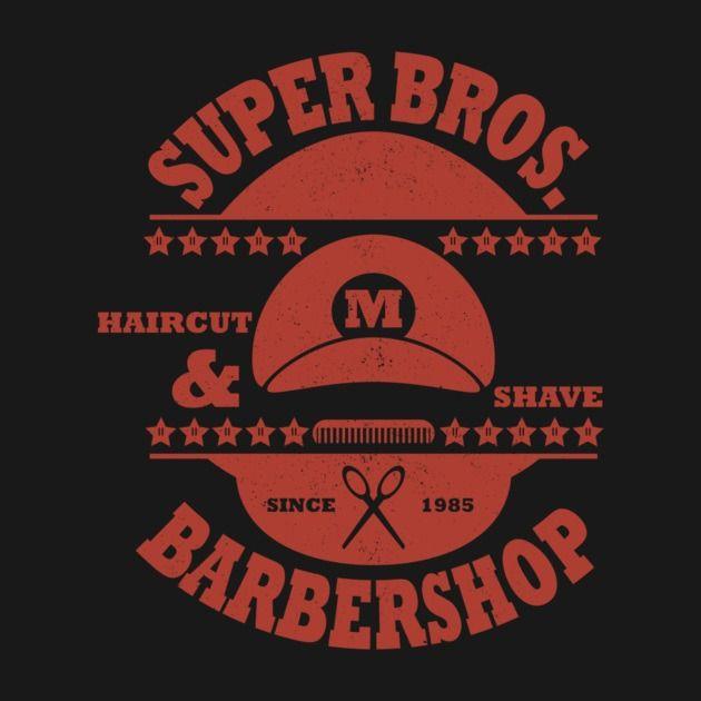 SUPER BROS. BARBERSHOP