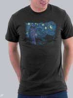 Starry Hobbiton T-Shirt