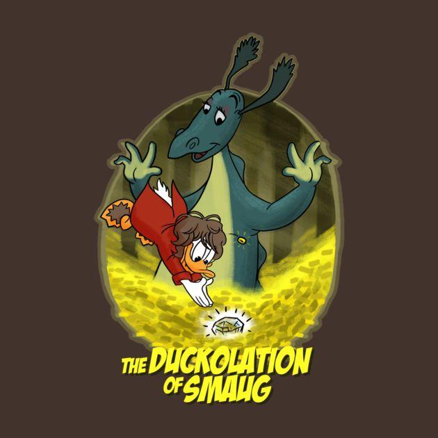THE DUCKOLATION OF SMAUG