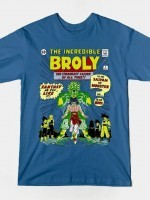 THE INCREDIBLE BROLY T-Shirt