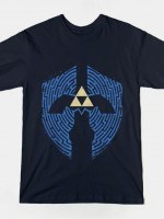 TRIFORCE LABYRINTH T-Shirt