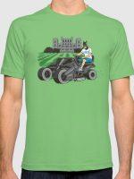 The Bat-mow-bile T-Shirt