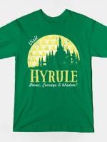 VISIT HYRULE T-Shirt