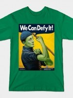 WE CAN DEFY IT T-Shirt