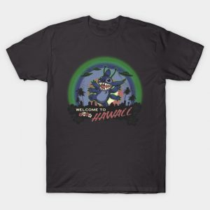 Stitch Welcome to Hawaii T-Shirt